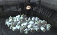 Kubeczek i jego kolekcja