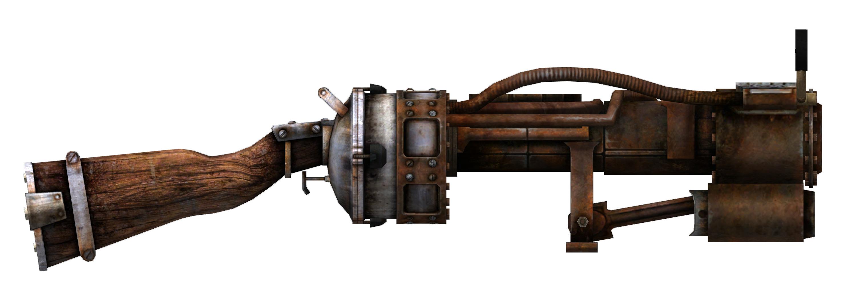 Railway rifle (Fallout 3) | Fallout Wiki | FANDOM powered by Wikia