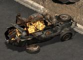 Zniszczony skaut