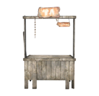 FO4 Clothing Stand
