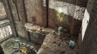 FO4 Workhouse Interior Third Floor