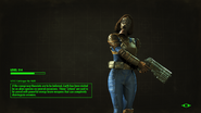 Fallout 4 Loading Screen Vault suit