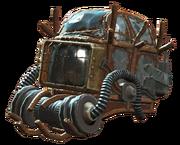 Fallout 4 Raider Helmet