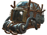 Raider power armor (Fallout 4)