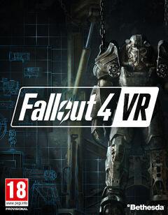 Fallout 4 VR box cover