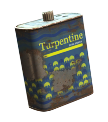 Fo4 turpentine