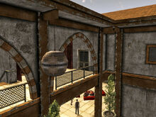 Joanas room exterior