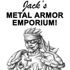 Metal armor ad from <i><a href=