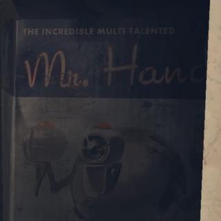 Пакувальна коробка з зображенням Містера Помічника