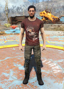 Nuka-Girl t-shirt male