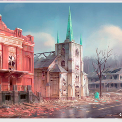 From <i>The Art of Fallout 4</i>