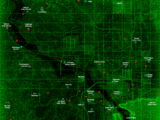 Fallout 3 Enclave outposts and camps