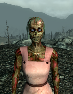 FO3 Ethyl to savagery