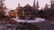 FO76 Ingram mansion