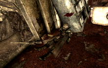 NCR riot control Elite riot gear