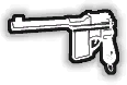 Alternate Chinese pistol icon
