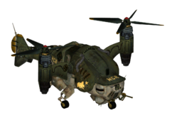 Bear Force One Vertibird