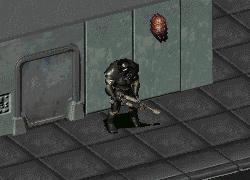 FO2 Navarro guard (power armor)