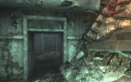 FO3 Bethesda ruins East office Mini nuke