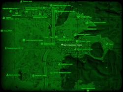 FO4 Круг сторонника Союза (карта мира)