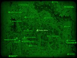 FO4 Теплица «Гринтоп» (карта мира)
