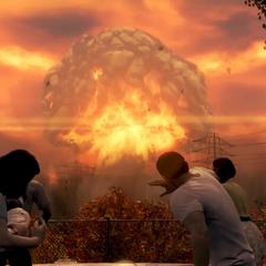 Ядерний вибух в <a href=
