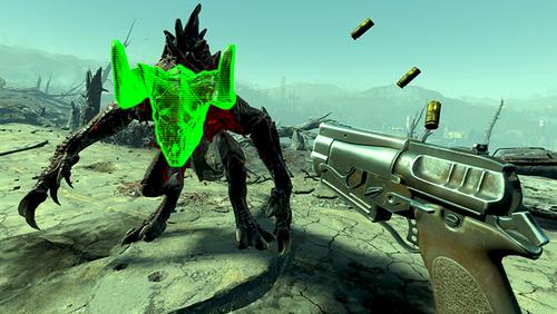 Fallout4 VATS