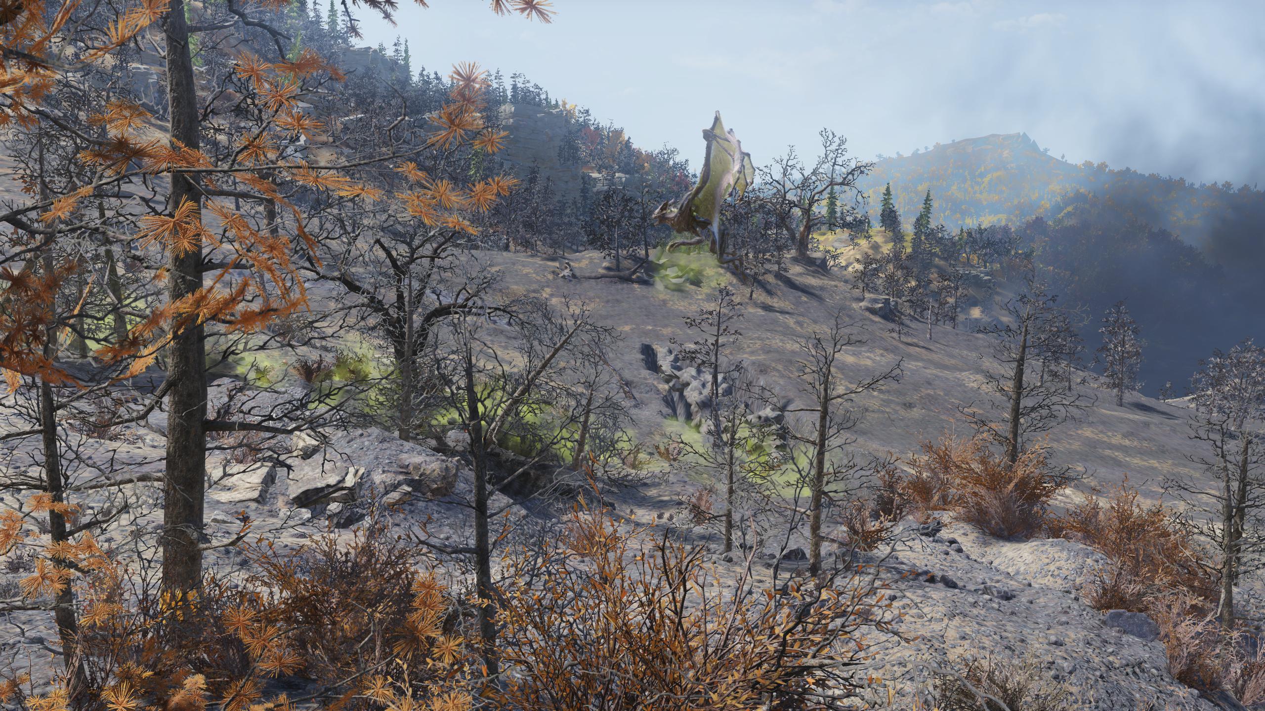 Fallout 76 Fissure site Omega