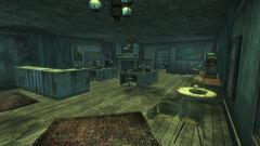 Interior base ranger de Zion