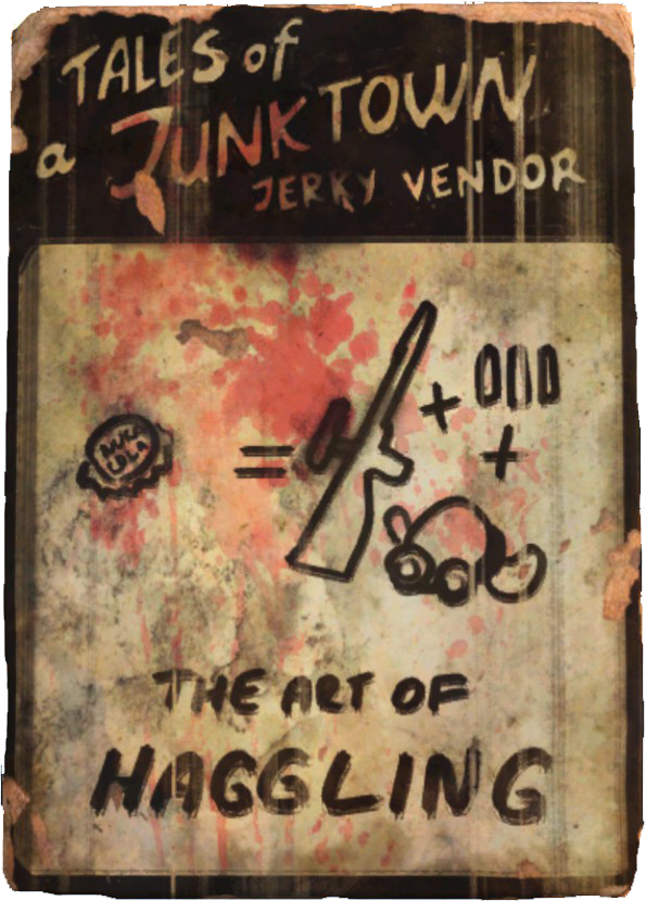Jerky vendor - the art of haggling