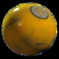 One ball