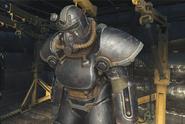Onyx paint T-51 power armor