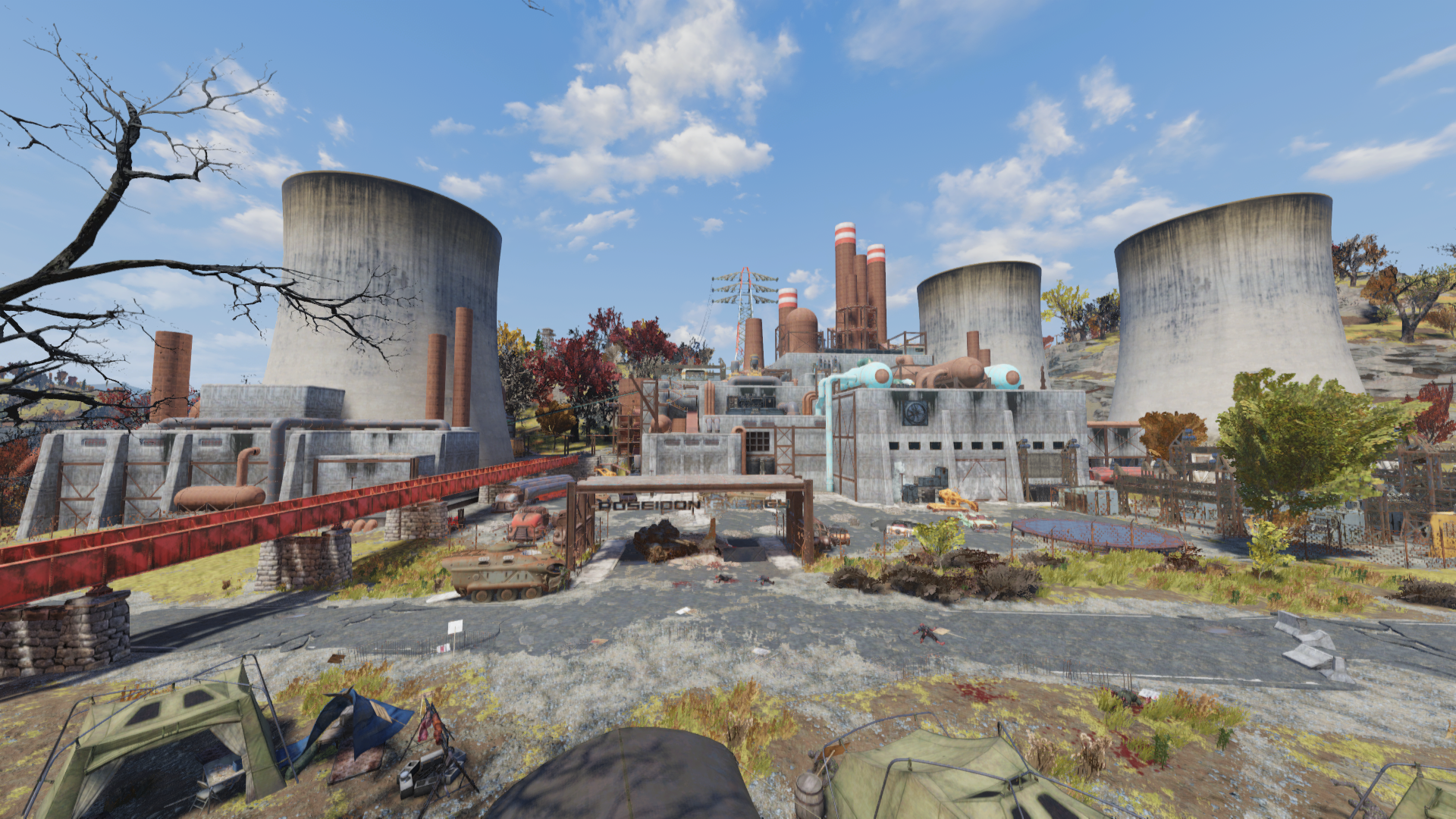 Poseidon Energy Plant WV-06 | Fallout Wiki | FANDOM powered by Wikia
