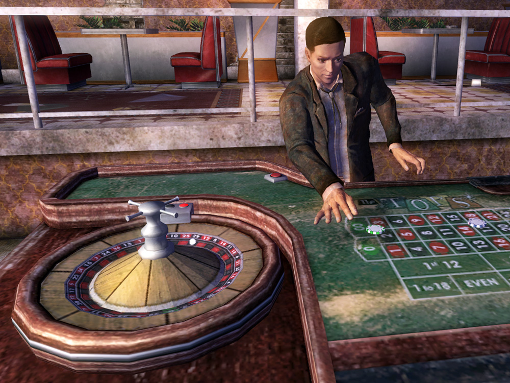 Fallout nv how to play roulette craps tournaments 2015