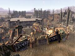 South Vegas ruins