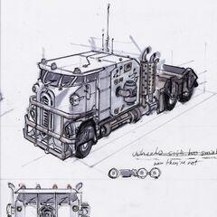 More truck concept art