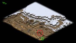 Cheyenne Mountain FoT map