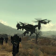 Солдати Анклаву в силовий броні