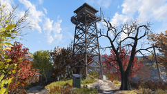 FO76 Flatwoods lookout
