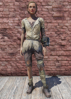 FO76 Tattered Rags