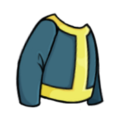 Fallout Shelter vault suit