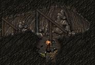 Repair bot Rat caves