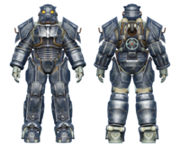 CC Hellfire power armor Minutemen