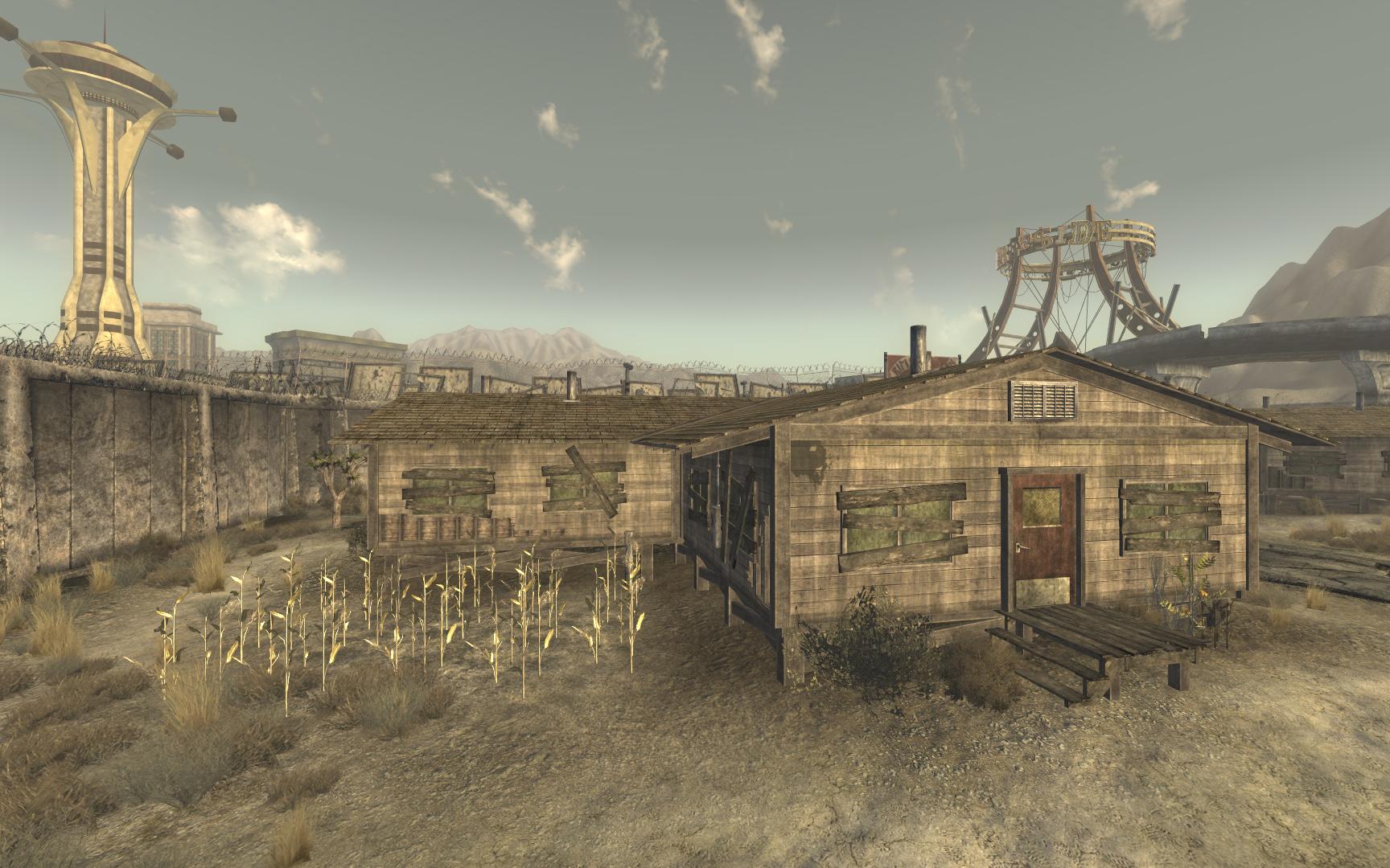 Caravaneer barracks