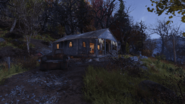 F76 Isolated Cabin