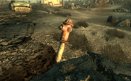 FO3 Fire hydrant Meresti location