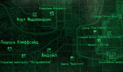 FO3 Flooded Metro wmap