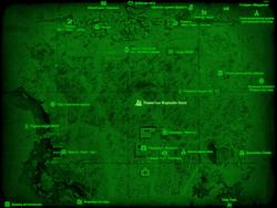 FO4 Поместье Фэрлайн-Хилл (карта мира)