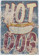 FO4 Poster Hot dog