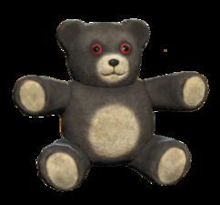 FO76 Teddy fear